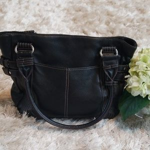 Leather purse by Tignanello.